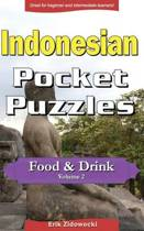 Indonesian Pocket Puzzles - Food & Drink - Volume 2