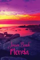 Jensen Beach Florida: Write your travel memories, plan your trip, or do everyday journaling.