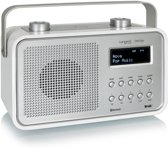 Tangent 2Go portable radio DAB+ , Bluetooth  - Hoogglans Wit
