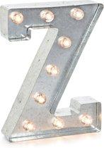 Marquee Vintage 3-d Letterlamp Z