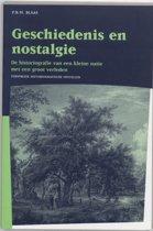 Publikaties van de Faculteit der Historische en Kunstwetenschappen 31 - Geschiedenis en nostalgie