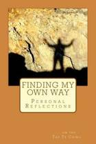 Finding My Own Way