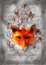 De kronieken van Riona 2 - Getatoeëerde lelies 2