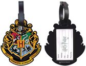 Harry Potter bagagelabel Hogwarts Logo