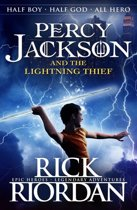 Omslag van 'Percy Jackson and the Lightning Thief (Book 1)'