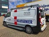 Aluminium imperiaal Renault Trafic Roll&Fix Spanbanden Systeem | Renault Trafic 2014+ | L1H1