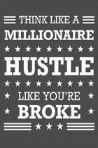 Think Like A Millionaire Hustle Like You're Broke