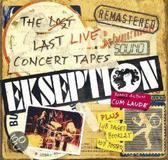 The Lost Last Concert Tapes