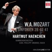 Mozart: Sinfonien 39, 40, 41