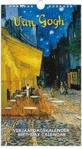 Verjaardagskalender Van Gogh Kröller-Muller Museum