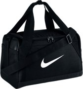 Nike Brasilia XS Sporttas - Black/Black/White