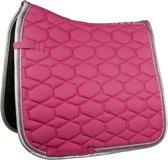 HKM Zadeldekje -Crystal fashion- roze Dressuur