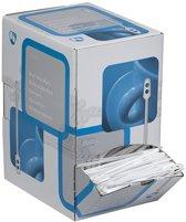 Plastic Roerstaafjes Wit 112mm in dispenser - 2.000 stuks
