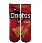 Funs sokken Doritos Nacho cheese