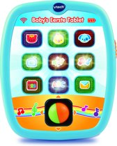 VTech Baby Baby's Eerste Tablet - Blauw - Leercomputer