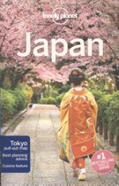Lonely Planet Japan-14th edition
