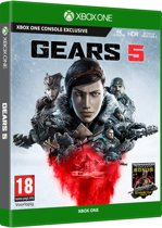 Cover van de game Gears 5 - Standard Edition - Xbox One
