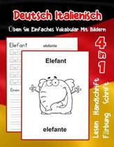 Deutsch Italienisch ben Sie Einfaches Vokabular Mit Bildern