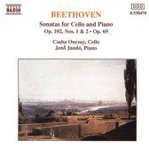 Beethoven: Cello Sonatas Vol 1