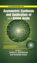 Asymmetric Synthesis and Application of alpha-Amino Acids