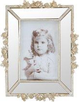 Clayre & Eef Fotolijst 18x2x23 / 10x15 cm