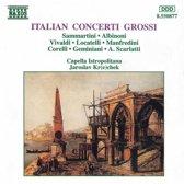 Italian Concerti Grossi / Krchek, Capella Istropolitana