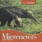 Dierenfamilies - Miereneters