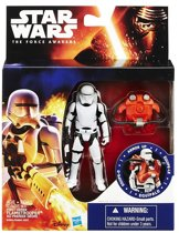 Star Wars The Force Awakens: Flametrooper Armor Pack