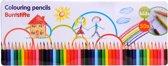 Kleurpotloden In Blik (50 Delig)