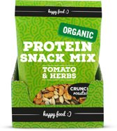 Body & Fit Protein Snack Mix Biologisch - 1 box (10 zakjes) - Tomato & Herbs
