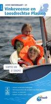 ANWB waterkaart 21 - Vinkeveense en Loosdrechtse plassen 2019