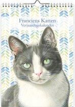 Verjaardagskalender Franciens katten 'Tibbe'