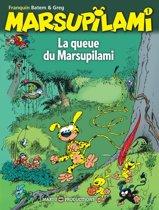 Marsupilami: 001 De staart van de Marsupilami