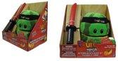 Fruit Ninja - Watermelon Plush With Sound And Lights 25Cm X 1