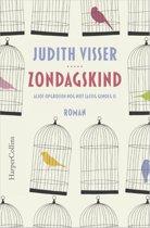 Boek cover Zondagskind van Judith Visser (Paperback)