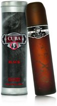 MULTI BUNDEL 2 stuks Cuba Paris Black Eau De Toilette Spray 100ml