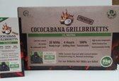 Cococabana cocosnootbriket 9kg