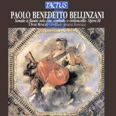 Sonate A Flauto Solo -Op.Iii