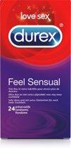 Durex Feel Sensual Condooms - 24 stuks