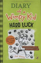 Wimpy Kid 8. Hard Luck