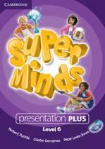 Super Minds Level 6 Presentation Plus DVD-ROM