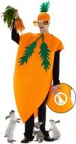 Oranje Wortelkostuum Volwassenen Foampak