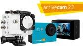 Overmax Active Cam full HD waterdicht en accessoire pakket