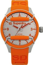 Superdry scuba solar SYG125O Mannen Quartz horloge