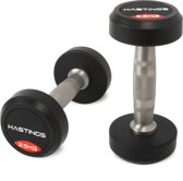 Hastings 2.5kg Professional Dumbbell Set