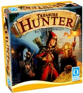 Treasure Hunter, Bordspel Queen Games ENG