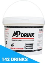 AP Workout Drink - Alles in één Sportdrank - 5000 gram / 142 drinks