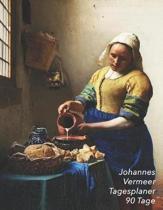 Johannes Vermeer Tagesplaner 90 Tage