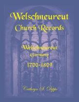 Welschneureut Church Records, Welschneureut, Germany, 1700-1809