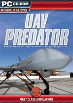 UAV Predator (FS X + FS 2004 Add-On) - Windows